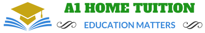 a1 home tuition logo